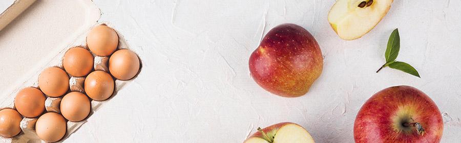 appel-ei-dieet