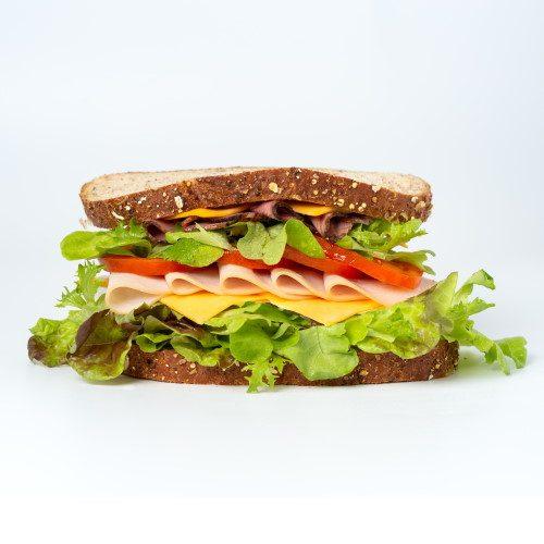 Sandwich dieet