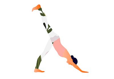 yoga-oefeningen-leg-high