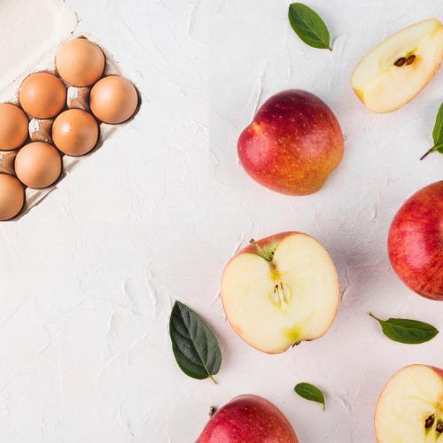 Appel ei dieet