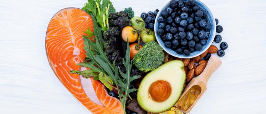 Bloedgroep dieet voedingsmiddelen
