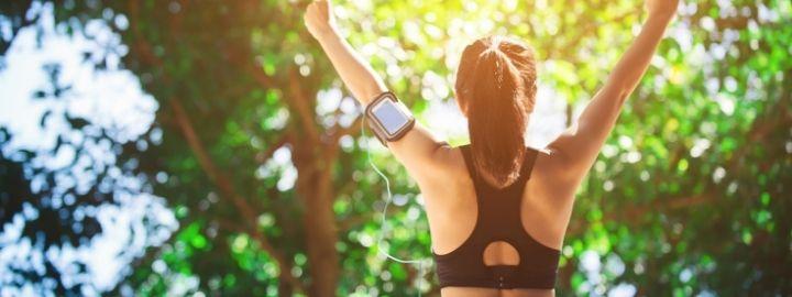 Gelukkiger en gezonder leven door voldoende beweging